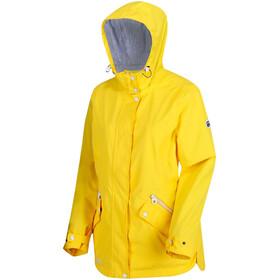 Regatta Basilia Naiset takki , keltainen